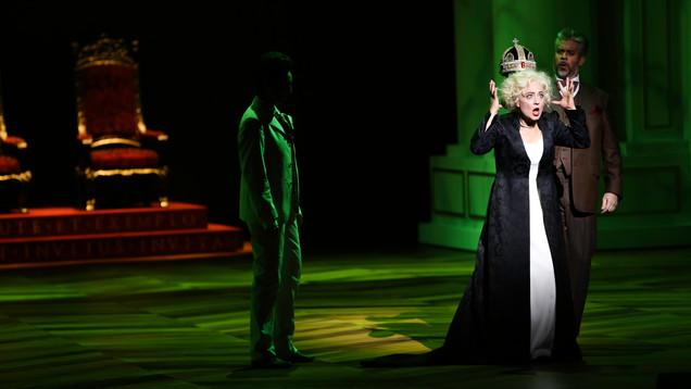 La Clemenza di Tito - Landestheater Linz 2018