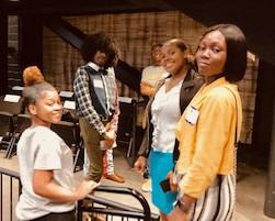 REACH Memphis student leadership