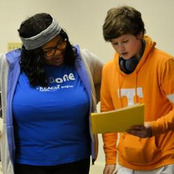 REACH Memphis students