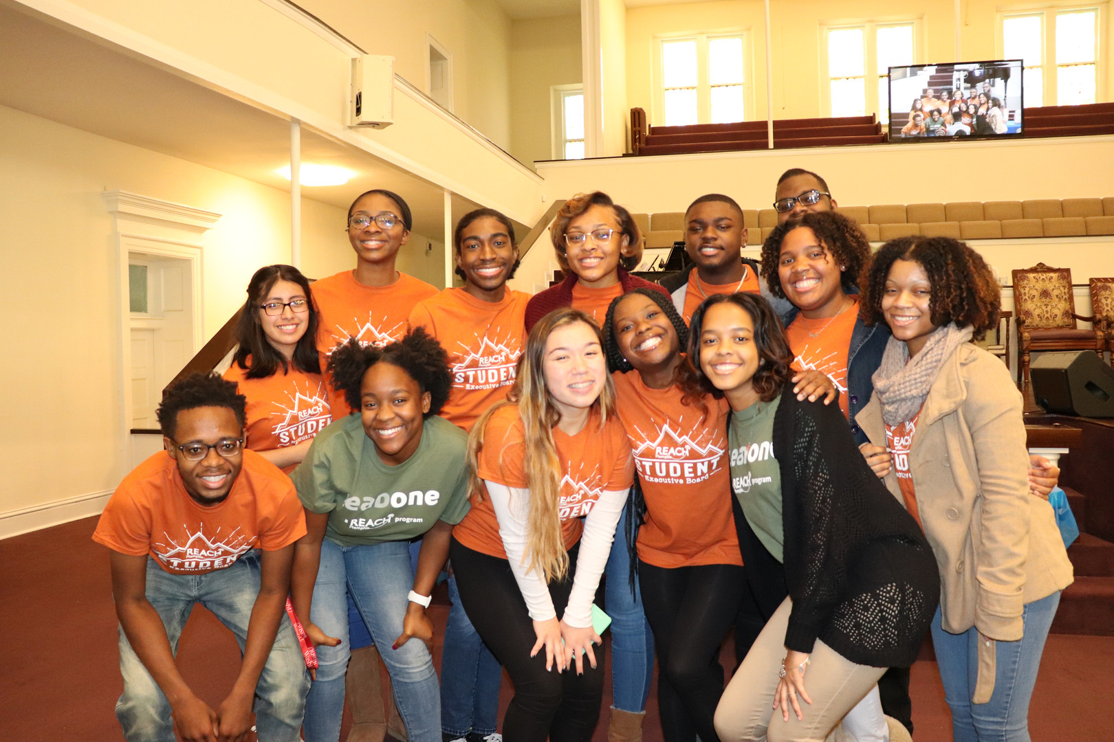 Student Executive Board and LeadOne