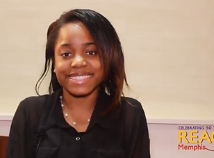 REACH Memphis alumni discusses how her experience in the Jay Uiberall Program
