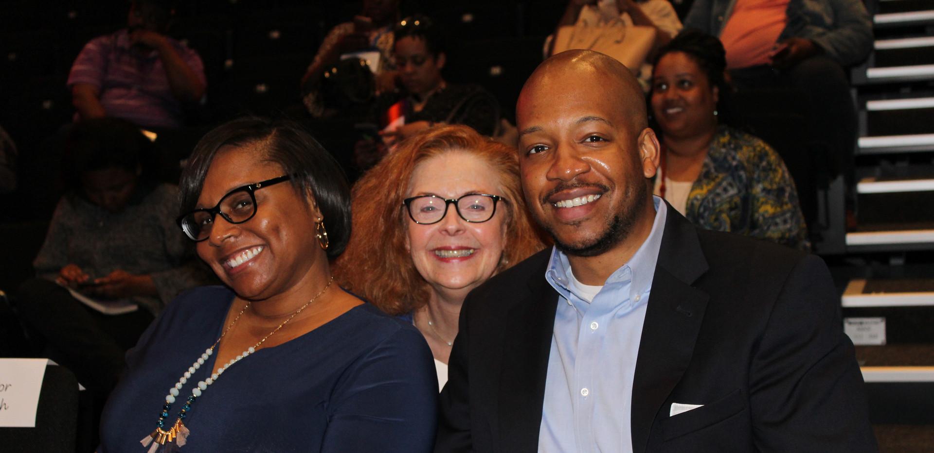 REACH Memphis mentors and staff