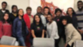 REACH Memphis International Paper Scholars with mentors