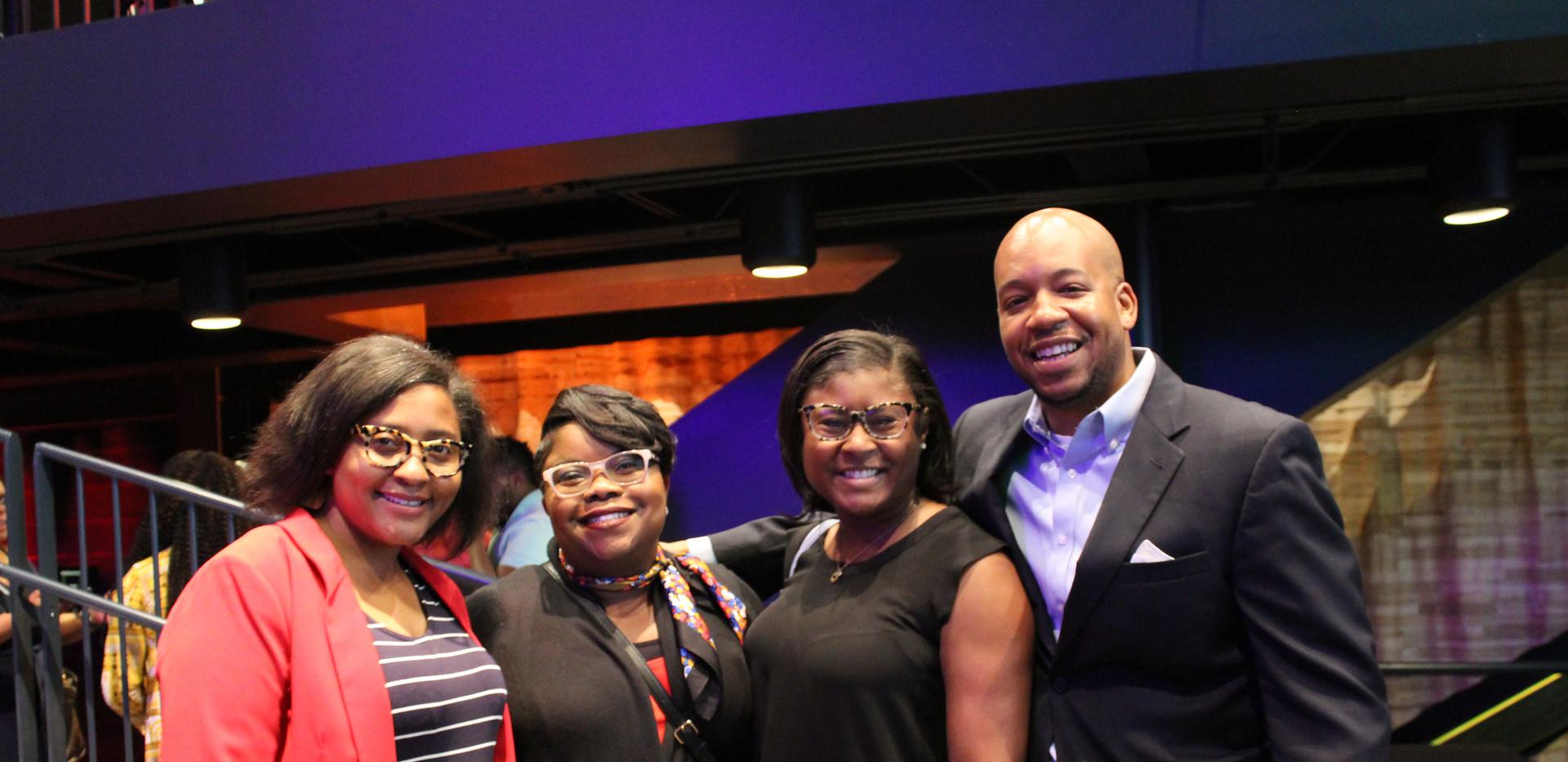 REACH Memphis alumni and active mentors