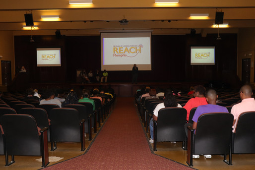 Students at Interest Meeting