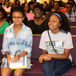 REACH Memphis students RUN Program