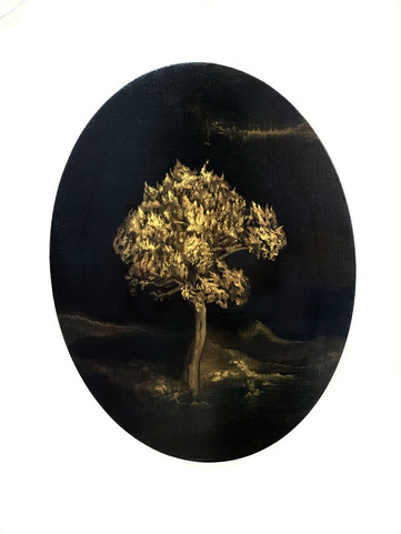 A tree for landscape