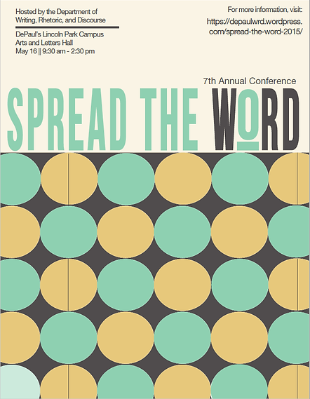 Spread the WRD Poster -- DePaul.png