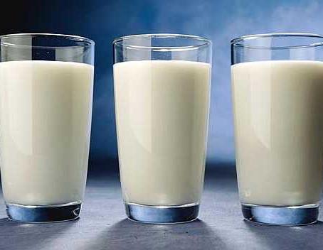 Differenze tra latte di Mucca, latte di Capra e latte di Pecora