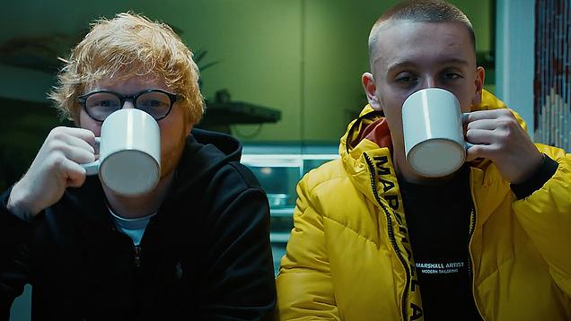 Ed Sheeran ft Stormzy, Jaykae & Aitch- Take me back to London