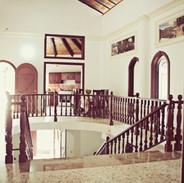 Spasious hall