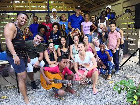 Bachata autentic experience in Dominican Republic