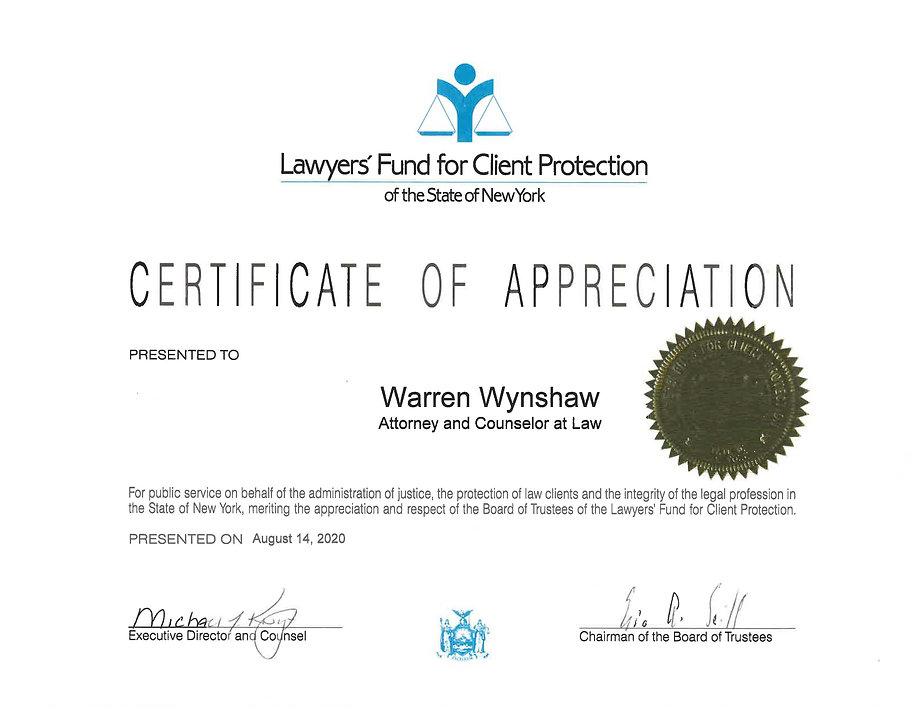2020-08-14 certificate of appreciation f