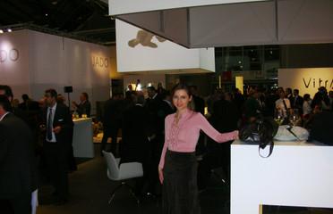 ISH Frankfurt Fuarı - Nagihan Ünüvar - Arşiv