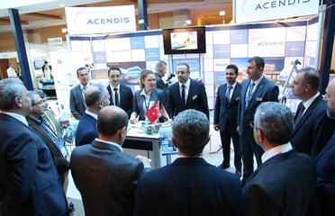Sağlık sektörü global markamız ACENDIS'in OHSAD Kurultayı Standı  2015