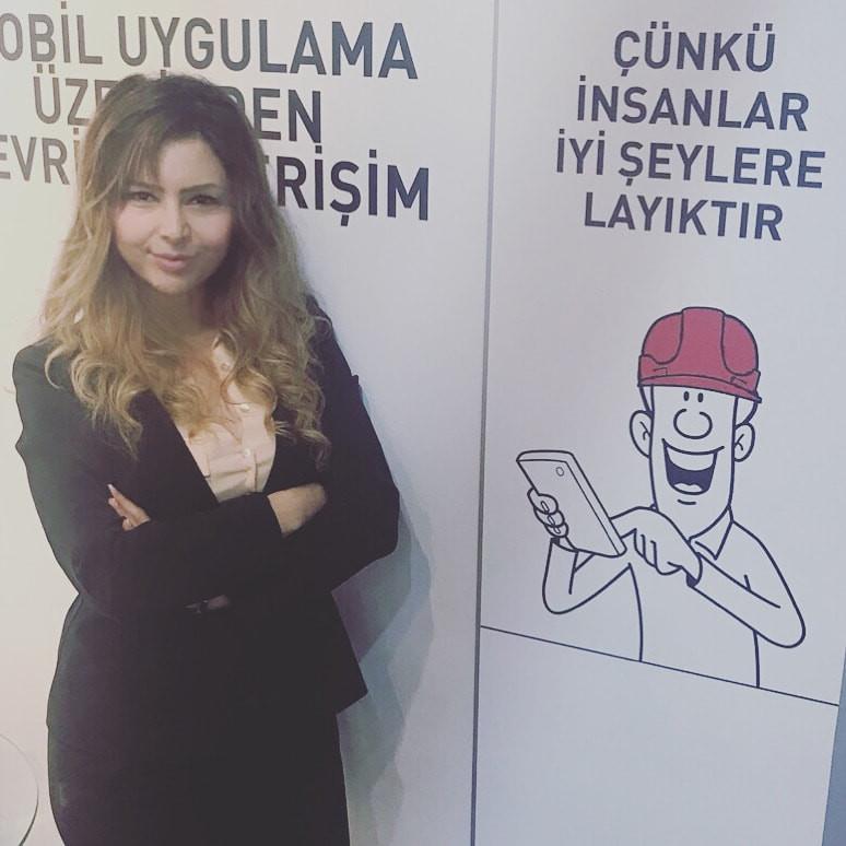Danışmanlığını yaptığımız yazılım markamızın  3. Türk İş Güvenliği ve Sağlığı Fuarı Katılımı- ToshExpo Standı 2018
