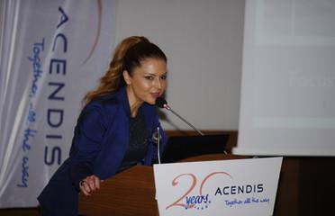 Danışmanlığını yaptığımız sağlık sektörü global markamız ACENDIS Yeni Yoğun Bakım Cihazları Lansmanı 2015 - Organizasyon ve Moderasyon Nagihan Ünüvar