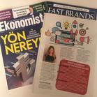 Ekonomist Dergisi Marka Strateijleri Özel Yayını - Fast Brands - 28 Temmuz 2019