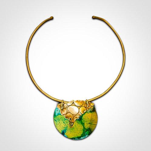 Aurora Fuzion Tropical Necklace
