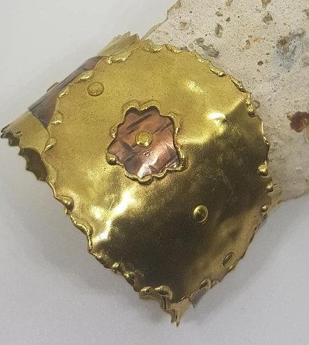 Brass/Copper Cuff