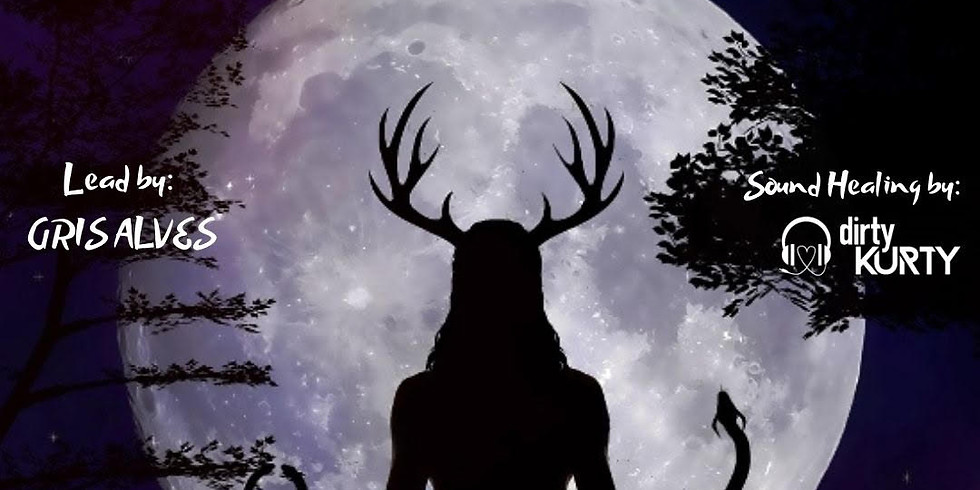 Full Moon Fire Ceremony Ritual Release and Ecstatic Dance