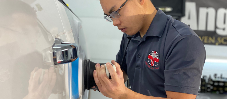 How to choose the right detailer.