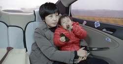 Qing with Daughter