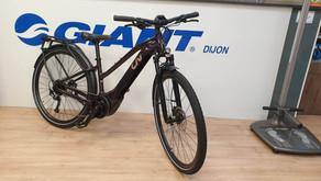 Les  Vélos à assistance électrique en stock chez Giant Dijon