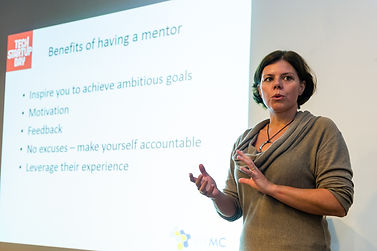 Benefits of having a startup mentor