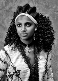 'Gondar Singer' by Patricia Mackey - Accepted