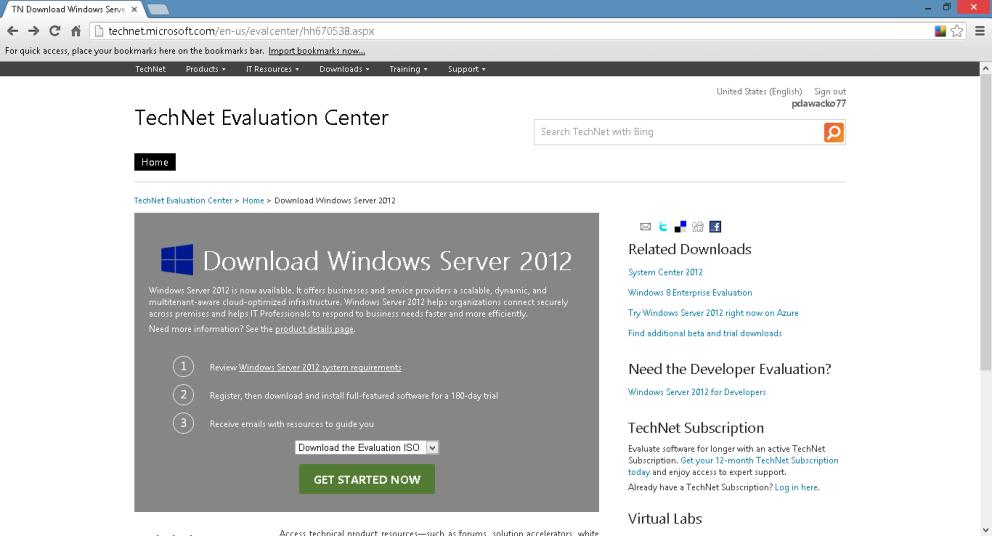 download windows server 2012 r2 evaluation (180 days)