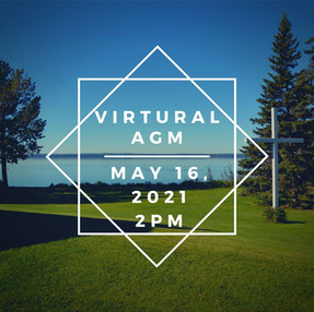 RSVP to our Virtual May 16th AGM