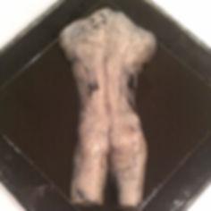 figurative sculpture torso realistic