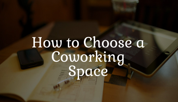Choosing Co-Working Space