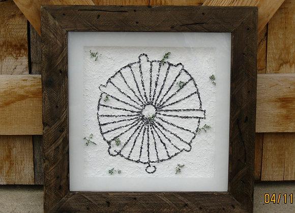 The Sundance Lodge medicine wheel (USA)
