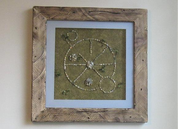 Sage Brush Crypto Wheel