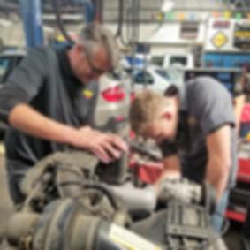 german auto repair shop