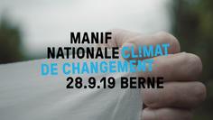 WWF Klimademo