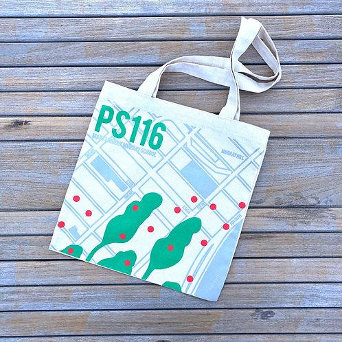 116 Canvas Tote Bag
