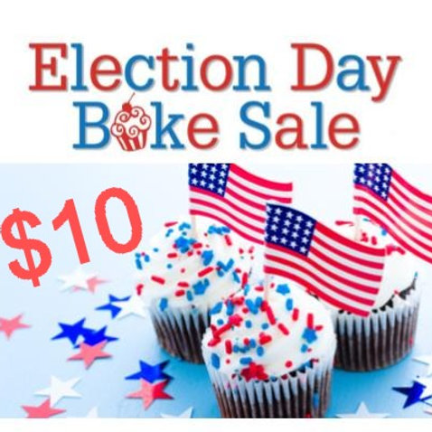 $10 Donation to Bake Sale