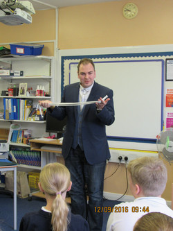 Ian Brennan Magic For Schools
