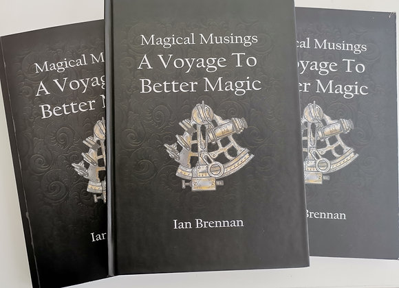Magical Musings A Voyage To Better Magic