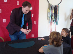 Ian Brennan Magic for all ages