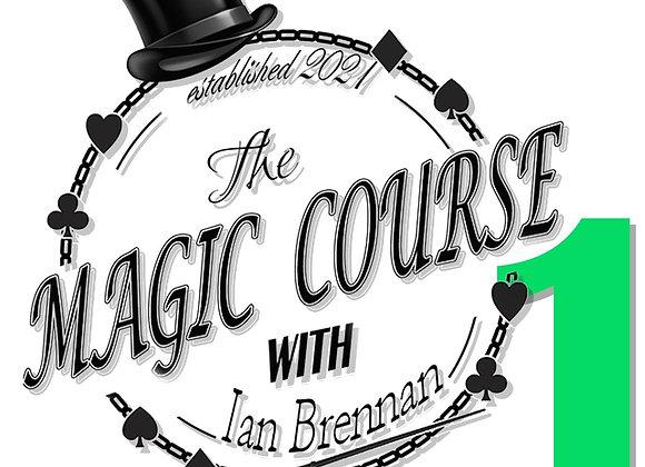 Magic Course 01 FREE