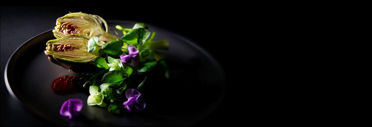 Food photography Artichoke / Culinaire Fotografie Artisjok