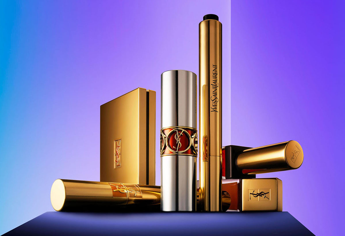 Cosmetics Photography YSL / Cosmetica fotografie YSL
