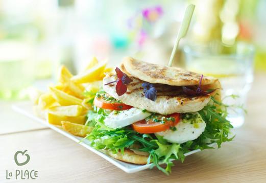 Advertising food photography for La Place Restaurant / Food fotografie La Place