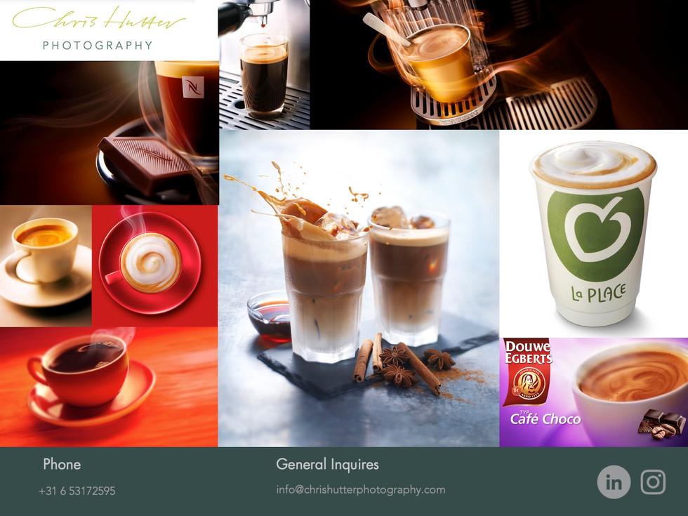 Chris Hutter Coffee Photography / Chris Hutter Koffie Fotografie