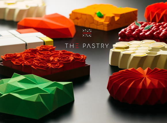 Patiserie photography for The Pastry / Patisserie fotografie