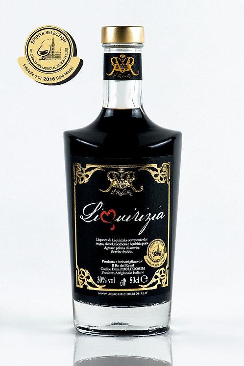 Il Re Dei Re, Liquor Licorice/ alla Liquirizia 30.0% 50cl